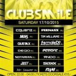 ADE2015 PROMO CLUB SMILE 2015 | AMSTERDAM DANCE EVENT