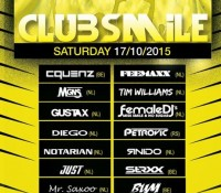 ADE2015 PROMO CLUB SMILE 2015 | AMSTERDAM DANCE EVENT